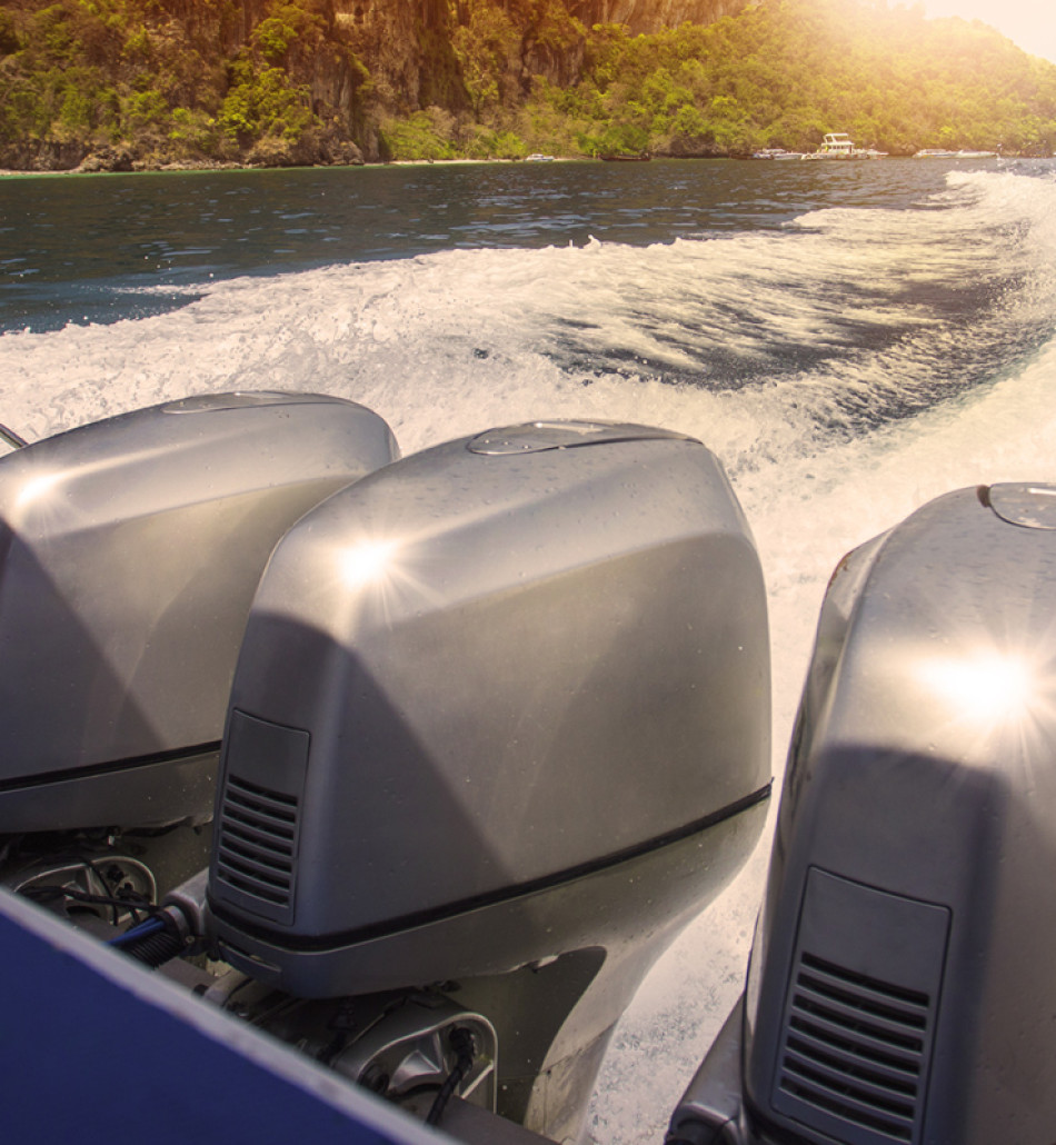 Outboard Boats